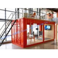 Cheap Easy Installation Customized Modified Prefab Storage Container House For Temporary Accommodation for sale
