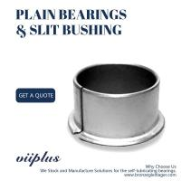 Cheap Ski Lifts PTFE Self Lubricating Bearings Good Dimensional Stability & Capacity for sale