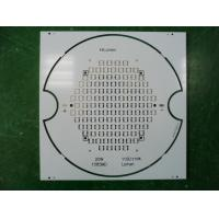 Cheap White Aluminum Based SMD LED Light Design Circuit Board Manufacturer for sale