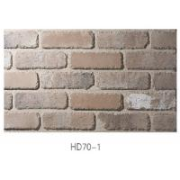 Cheap Building Wall Material Handmade Thin Veneer Brick Indoor With High Strength wholesale