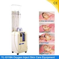 Cheap Portable Oxygen Jet Peel Machine For Skin Rejuvenation , No Harm G118A for sale