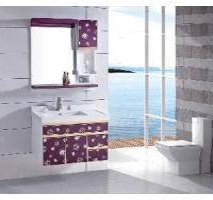 Cheap PVC Bathroom Cabinet (JTA-095) for sale