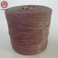 Cheap No Obvious Stations 125KD Power Cable PP Filler Yarn polypropylene fibrillated yarn for sale