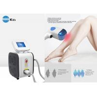 808 nm Permanent Diode Laser Hair Removal Machine Comfortable Pain Free