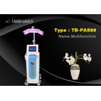 Cheap 7 Handle Jet Peel Oxygen Machine For Acne Removal / Skin Rejuvenation for sale