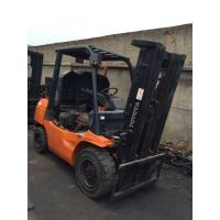 Cheap Toyota used 3 ton forklift FD30, with high quality sale, located in Shanghai for sale