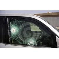 Cheap High Strength Bullet Proof Glass Anti-UV For Car / Vehicle CCC for sale