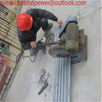 China stainless steel hy/high ribbed formwork mesh for building/high ribbed formwork(hy-rib lath)/ Hy-rib used in construction on sale