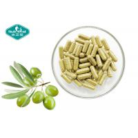 Cheap High Strength Olive Leaf Extract Capsules Anti - Oxidant Enhances Immune System for sale