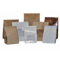 Cheap Waterproof bag with window - plastic film PP or PE transparent/semitransparent for sale