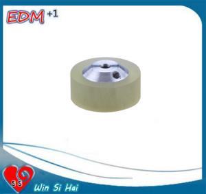 Cheap N401 6EC100A747 Makino EDM Urethane Tension Roller 33.5*11.5 for sale
