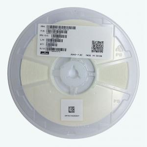 China GRM Serial SMD Chip Capacitors , Multilayer Ceramic Capacitor MLCC 0402 16V 25V 50V on sale