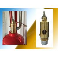 Cheap Carbon Dioxide Cylinder Container Valve For Fm200 Extinguishing System for sale