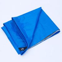 Cheap Easy Folded PE Tarpaulin Sheet color Customized For Truck Cover / Boat Cover for sale