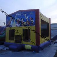 Cheap small inflatable bouncer mickey mouse inflatable bouncer for sale