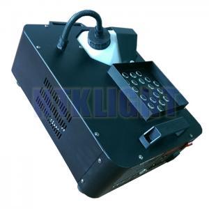 Cheap High Velocity Vertical LED Fog Machine , Dmx Smoke Machine For Weddings / Clubs for sale