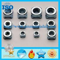 Buy cheap Welded Nuts, Square weld nuts,Stainless steel welded nuts,Aluminum weld nut, from wholesalers