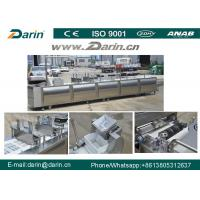 Cheap Healthy Nutritional Vegetarian Cereal Bar Making Machine with Siemens PLC & Touch Screen wholesale