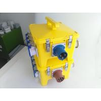 China Customized Electrical Spider Box With Overcurrent Protection 24 Ways on sale