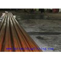 Cheap 90/10 copper nickel tubes, heat exchanger ASTM B111 C70600 70/30 CUNI tube for sale