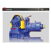 Buy cheap Elevator Worm Gear Traction Machine Speed 0.5 - 1.0 m/s  /  Lifts Parts SN-TMYJ210F from Wholesalers