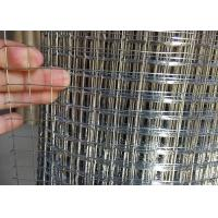 """Cheap 3/4""""*3/4'' Welded Mesh Fencing Electric Breeding Rabbit Mesh Smooth Surface for sale"""