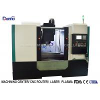 Cheap PMI Ball Screw Small Vertical Machining Center For Aluminium Processing for sale