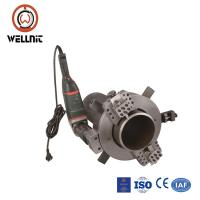 Cheap Self Centering Pipe Cutting And Beveling Machine Chuck Type Clamshell Pipe Cutter for sale