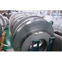 Cheap AISI 3mm Cold Rolled Stainless Steel Strips 400 Series For Ship Building Industry for sale