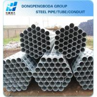 Cheap Light ,Medium, Heavy , ERW Hot Dip Galvanized Steel Pipes China supplier made in China for sale