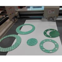 Buy cheap Non-asbestos CNC Gasket Cutter For Small Production Making Machine from wholesalers