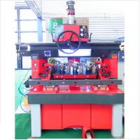 China 1.2 KW Spindle Motor Valve Seat Boring Machine For Gas Valve Seats 100 -1200rpm Speed on sale
