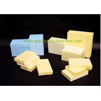 Cheap B2 Grade Styrofoam Insulation Sheets , Slope Roof Foam Insulation Panels wholesale