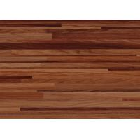 Commercial Wooden PVC Vinyl Flooring Building Material Embossed Texture