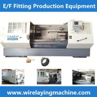 Cheap canex wire laying machine molds manufacturing electro fusion fittings, pe coupling wire la for sale