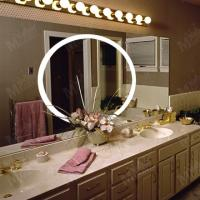 Cheap LED bathroom mirror,makeup mirror lighted for sale