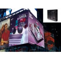 Cheap Clear Billboard LED Display P8mm Outdoor Customized Video Wall For Shopping Center for sale