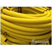 Cheap 3/8 Yellow Wrapped Rubber Ming Air Hose/Jack Hammer Hoses 300PSI for sale