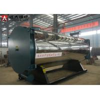 China Forced Circulation Thermal Oil Heater Boiler Hot Oil Boiler 1400kw 2100kw Automatic Operation on sale