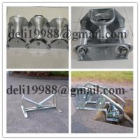 Cheap manufacture Cable Rolling,Cable Roller,material Aluminium Roller for sale