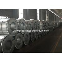 Cheap Resin - Coating Aluminum Zinc Alloy Coated Steel , Galvalume Steel Sheet For Automobile for sale