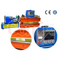Cheap Water Cooling Conveyor Belt Vulcanizing Equipment , Metallurgy Belt Vulcanizing Machine for sale