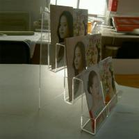 Cheap Acrylic Magazine Display (MD-01) for sale