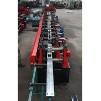 Cheap Customized C Z Purlin Roll Forming Machine for sale