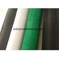Cheap 18x16 Fiberglass Insect Mesh Roll Fly Screens For Sliding Doors for sale