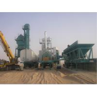Cheap 7 Standard Trucks Mobile Asphalt Plant Variable Installation Options for sale