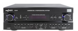 China 400W*2  professional digital amplifier K840 on sale