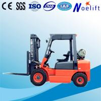 Cheap 3Ton gas LPG operated forklift truck for sale