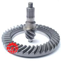 Cheap Professional Car EQ Dong Feng Spiral Bevel Gear Rear Axle Ratio 6*38 wholesale