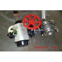 Buy cheap PNEUMATIC – DOUBLE ACTING High Performance Butterfly Valve from wholesalers